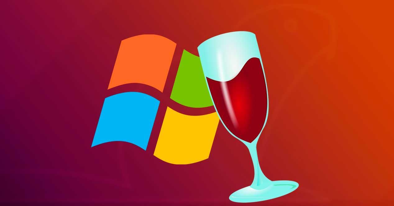 Wine y Windows