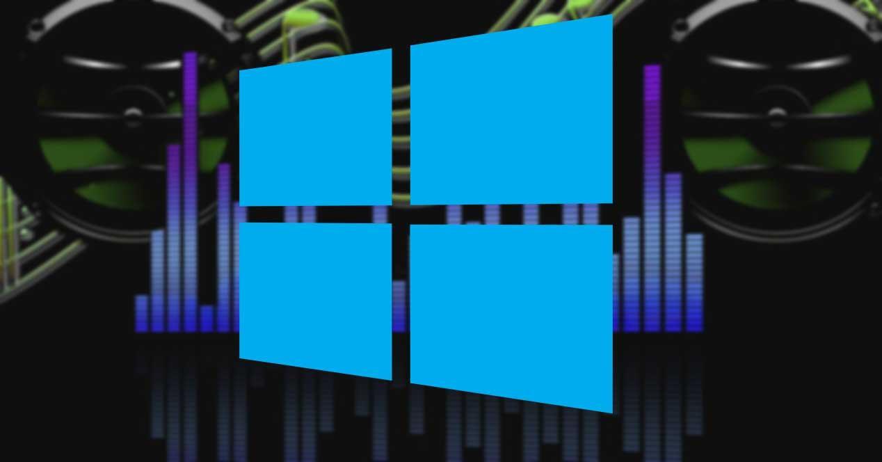mezclador de volumen Windows