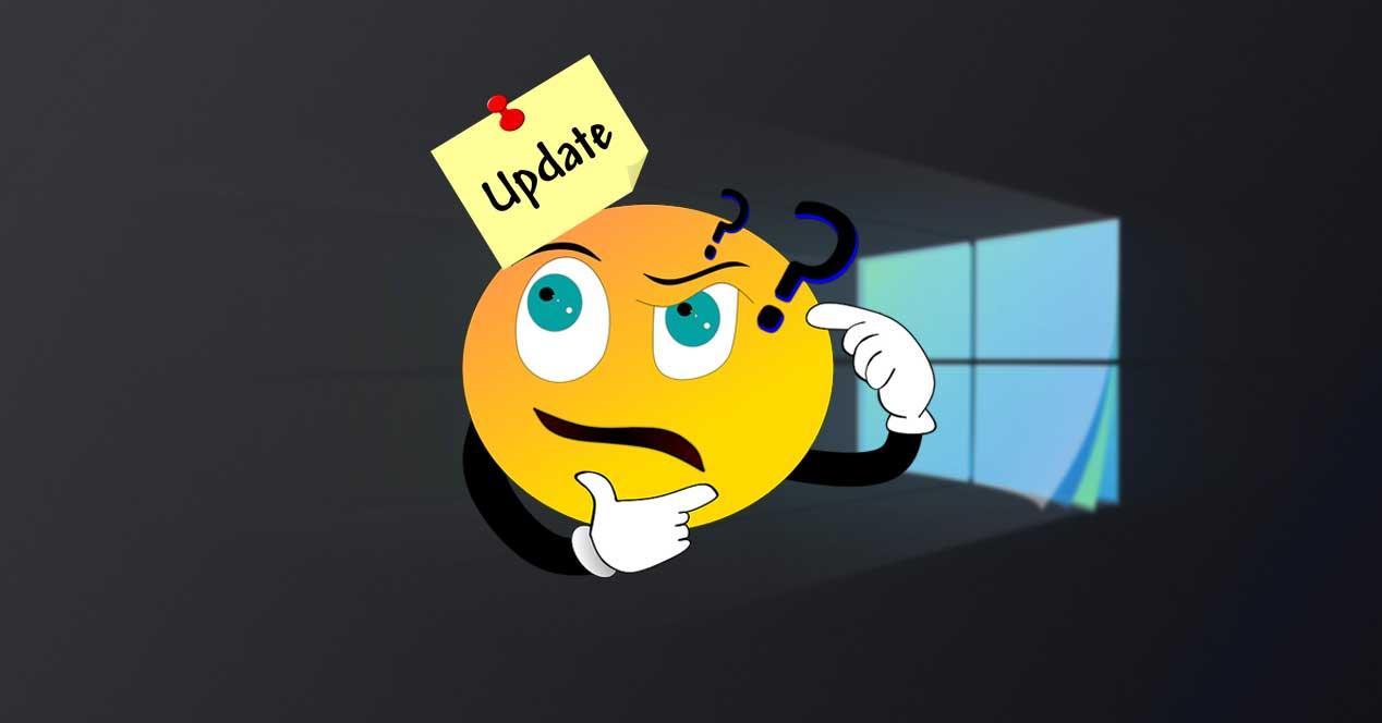 Actualizar Windows duda