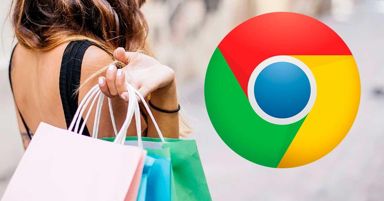 Compras Chrome