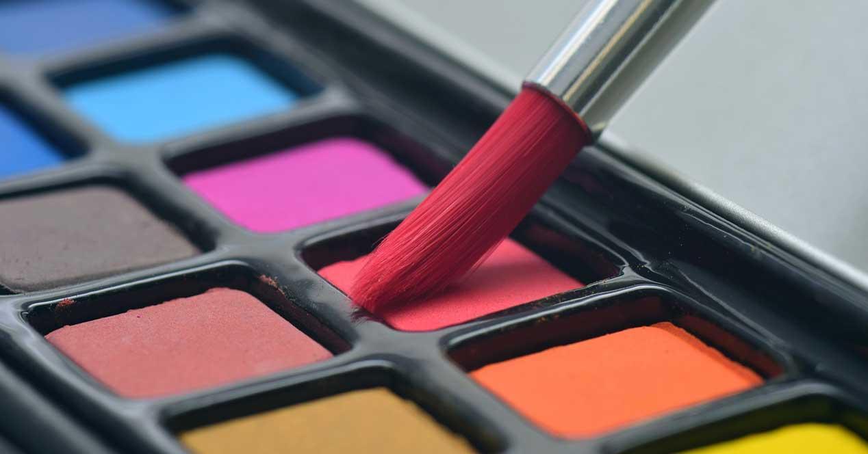 Dibujar pincel