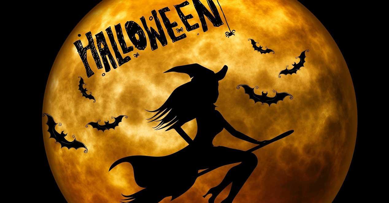 Fondos temas halloween