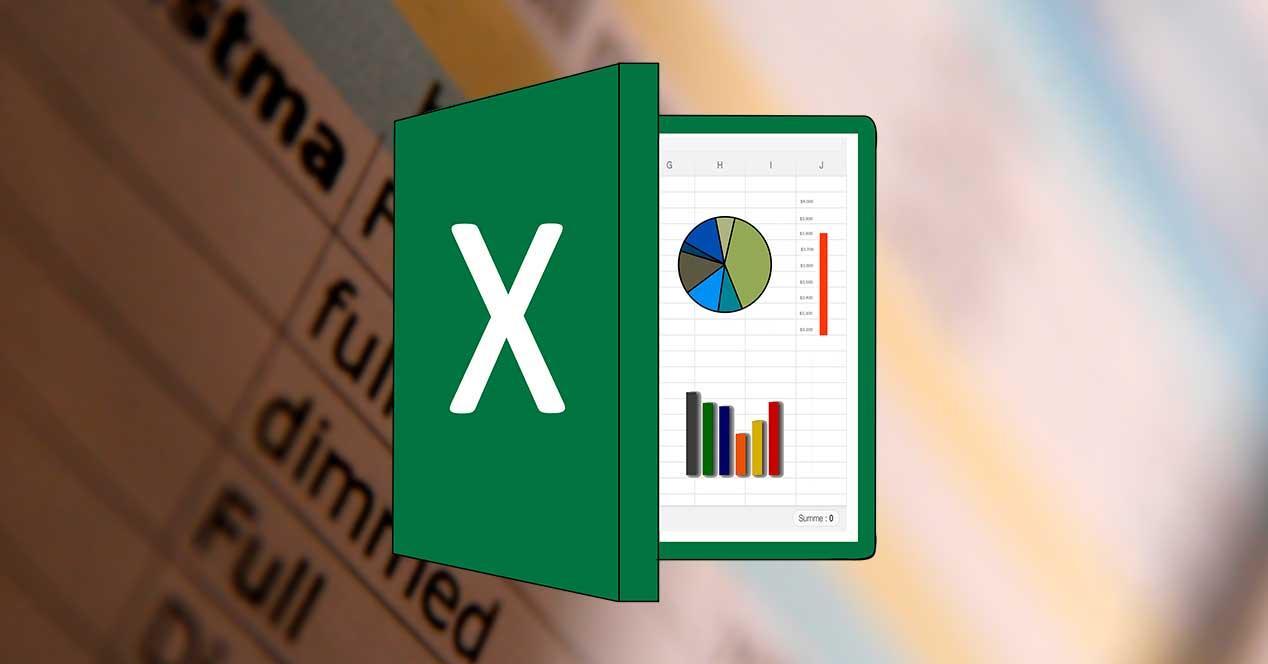 Hojas de cálculo de Excel MS