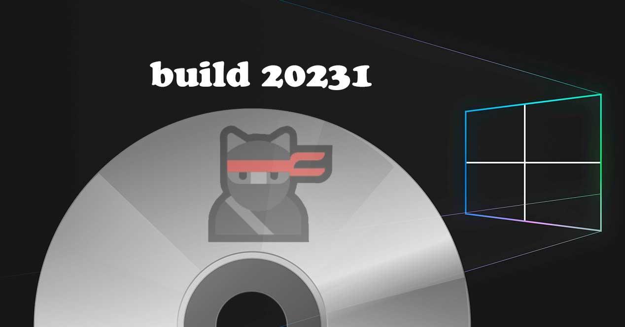 ISO Insider build 20231