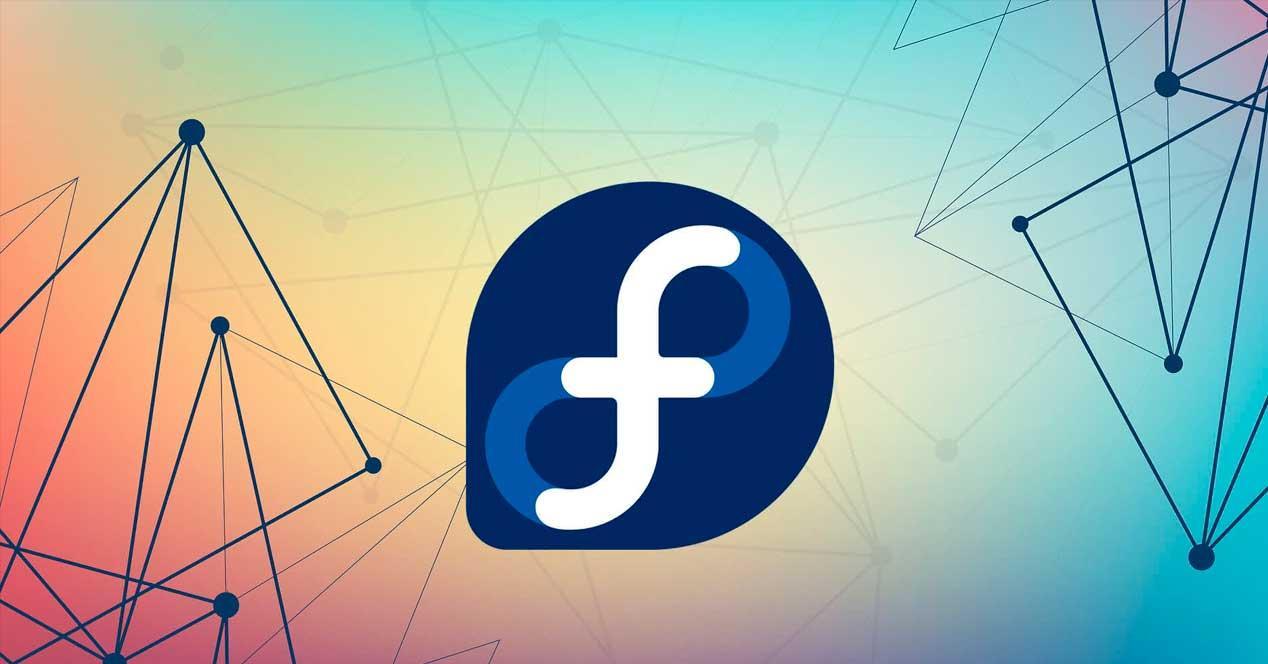 Imagen Fedora Linux