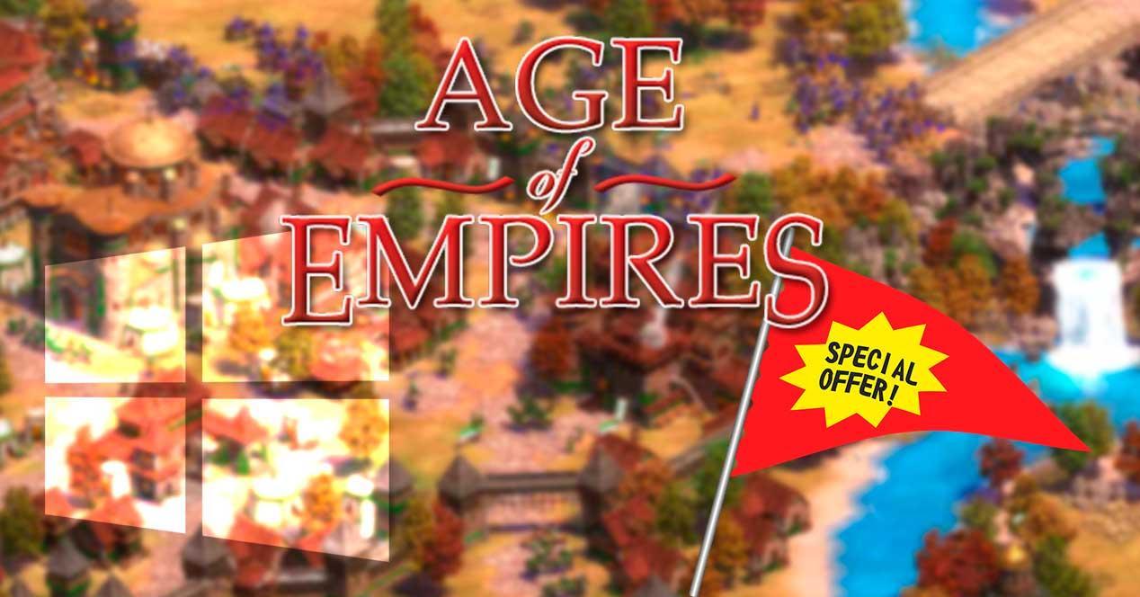Oferta Age of Empires DE 1 2