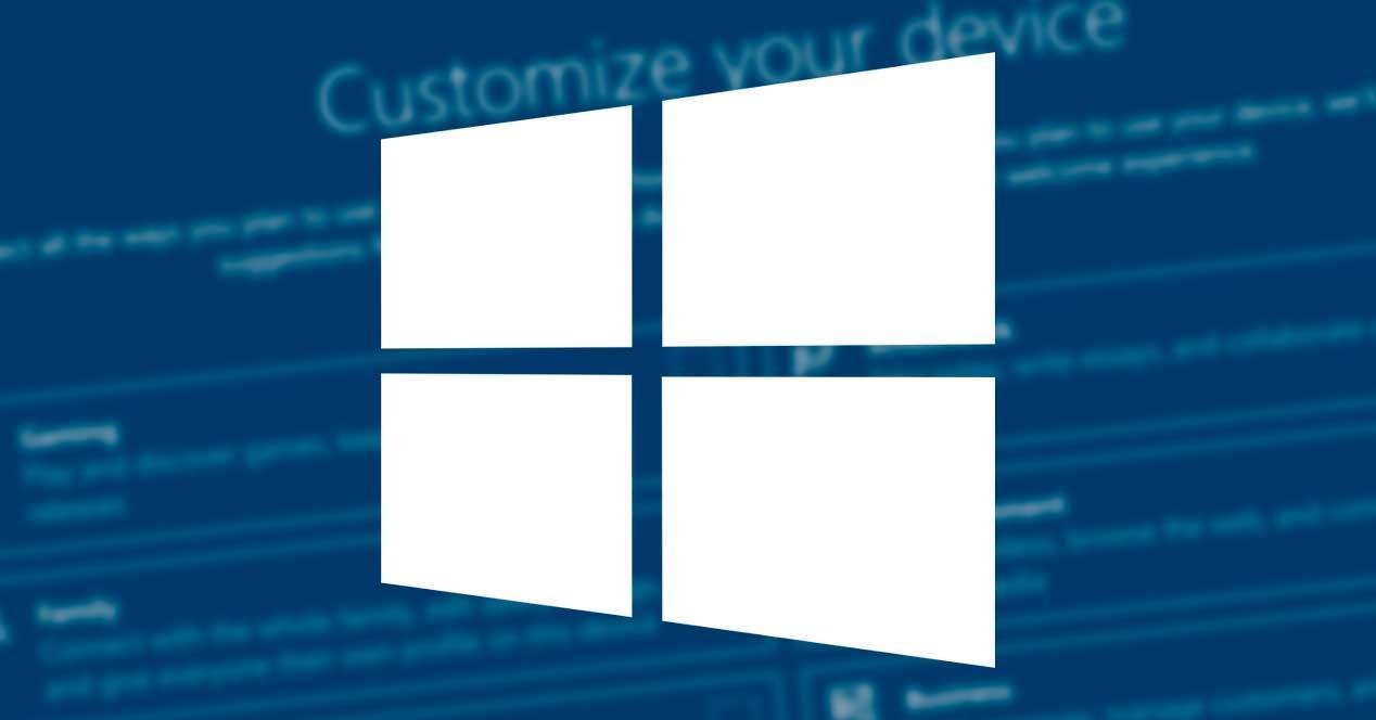 Personalizar experiencia de Windows 10