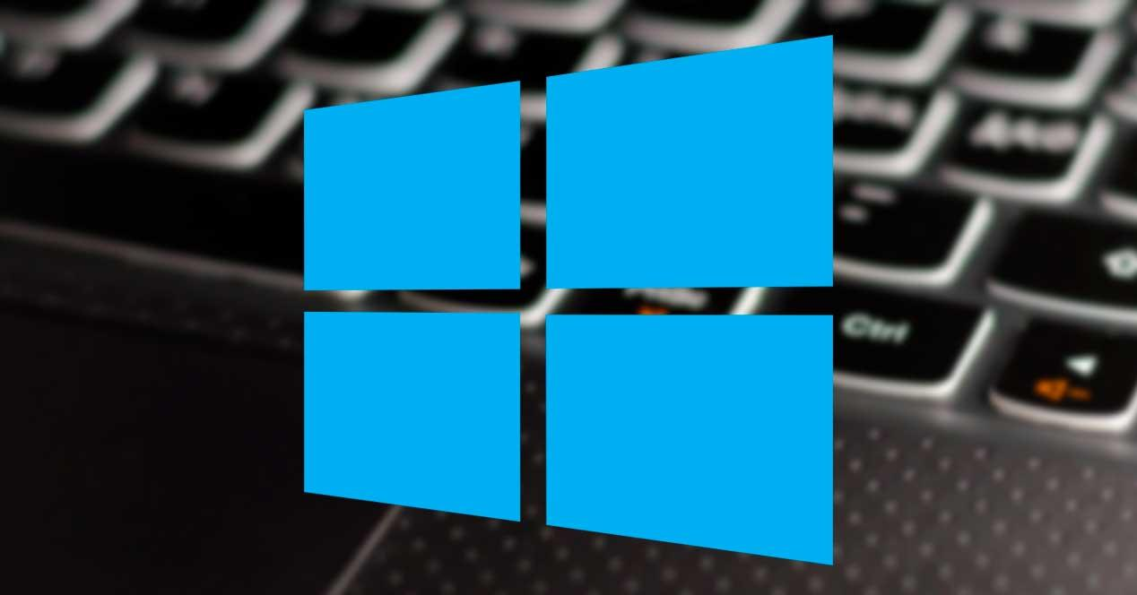 Portátil logo Windows