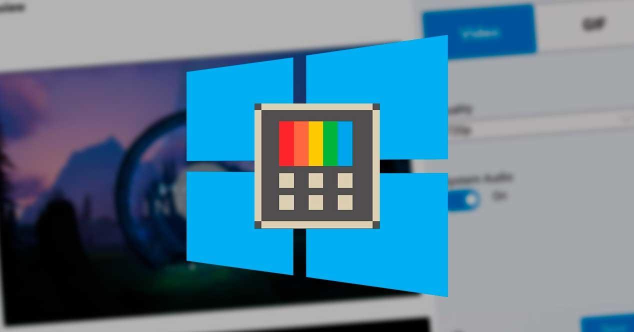 PowerToys W10 - Video GIF Capture