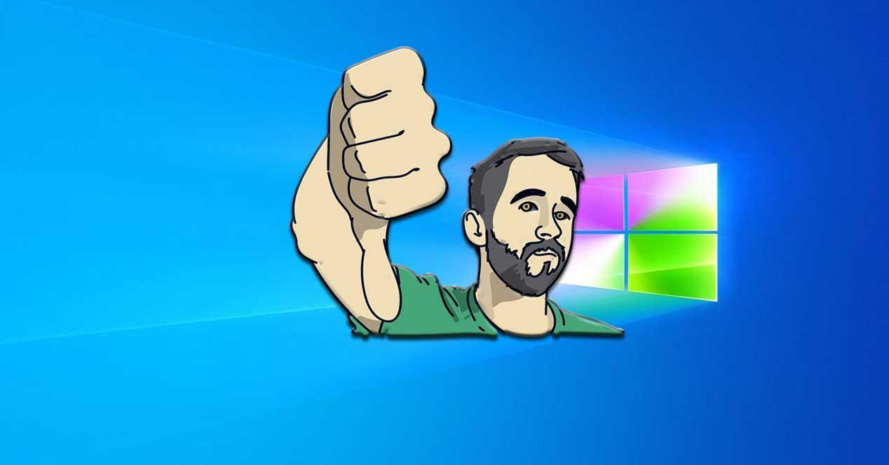 Windows 10 soluciones