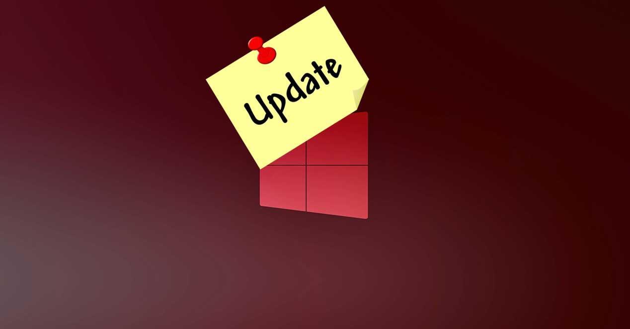 Windows update actus