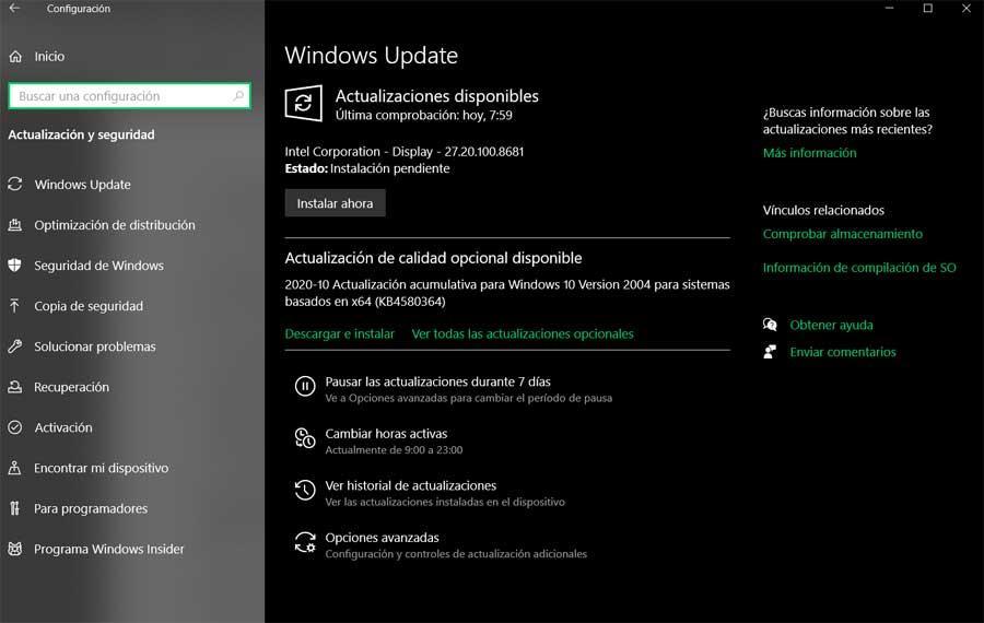 Erreurs de mise à jour Windows