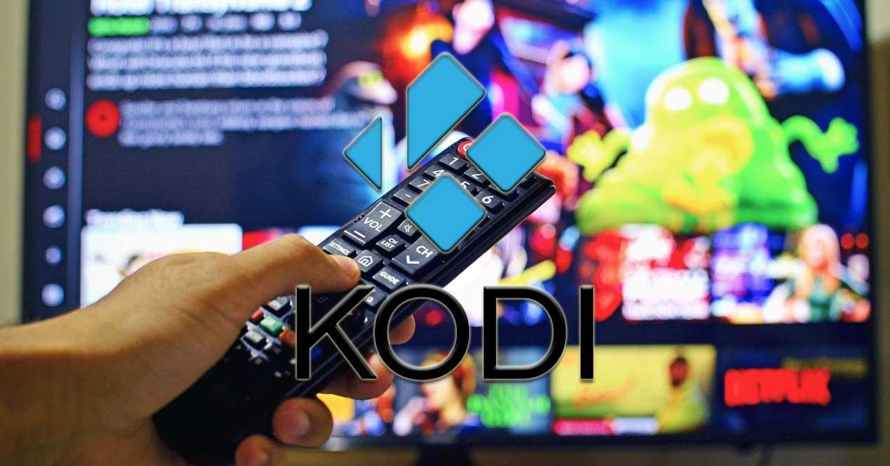 kodi television