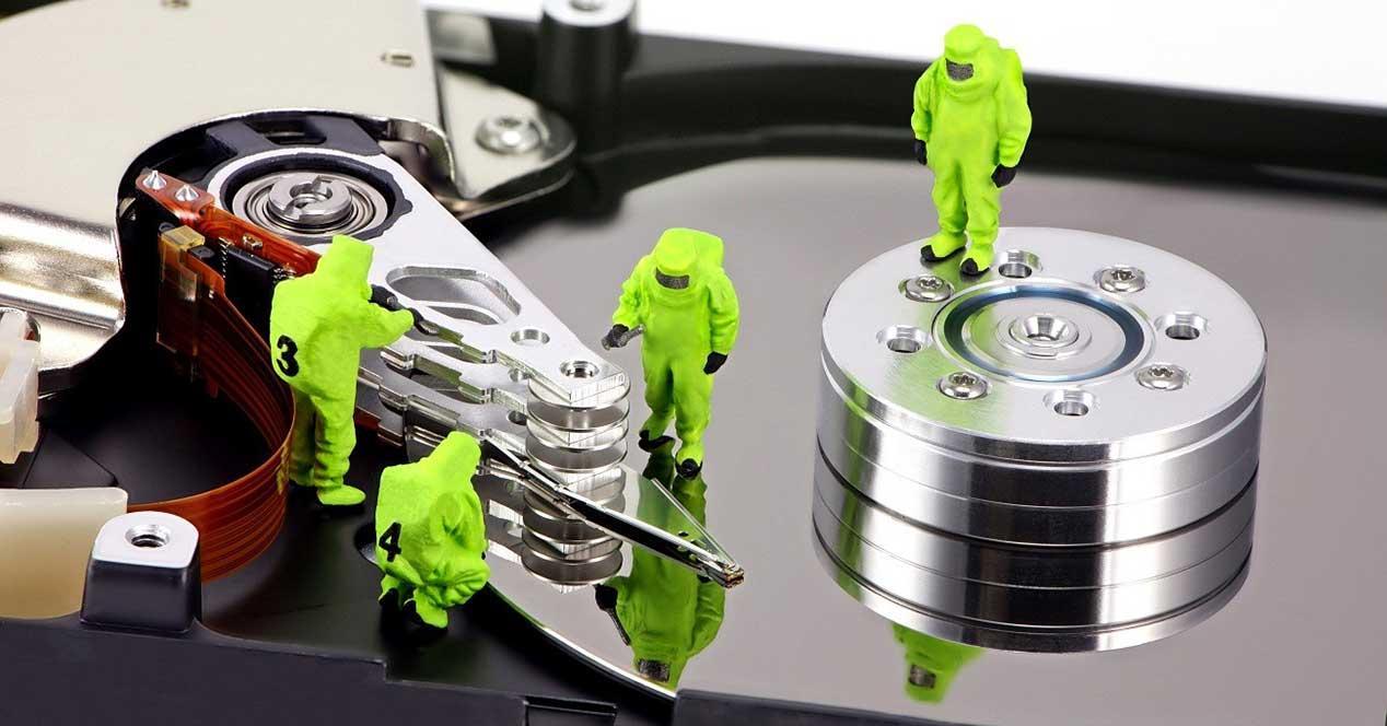 Programas para optimizar discos