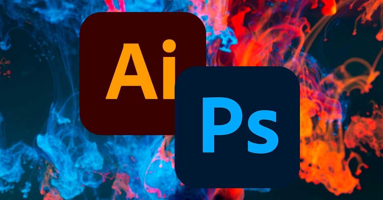 Adobe vs Photoshop