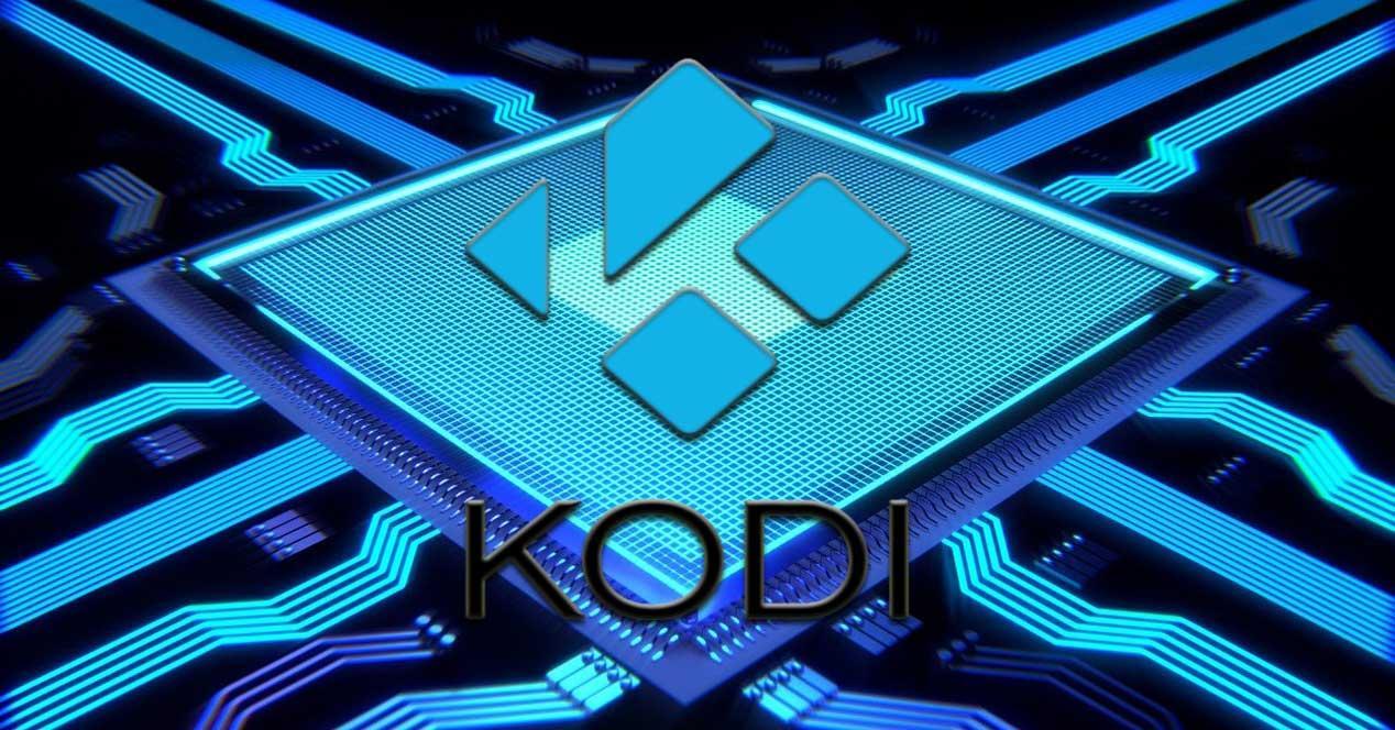 CPU Kodi