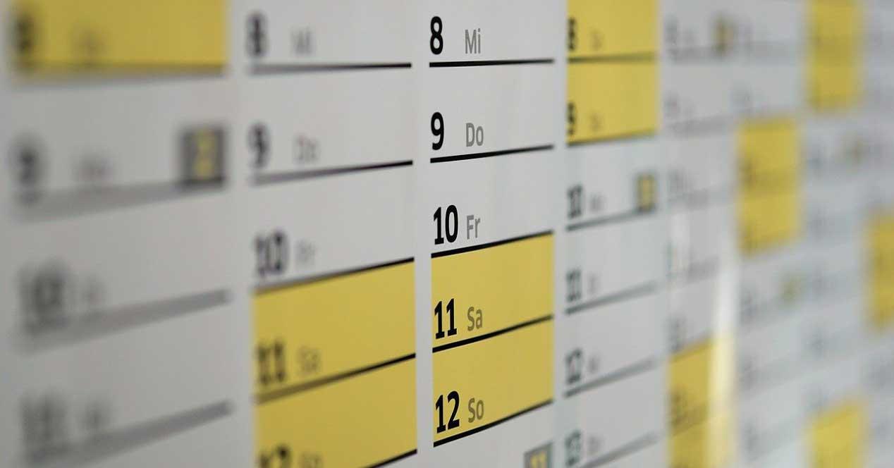 Calendario win