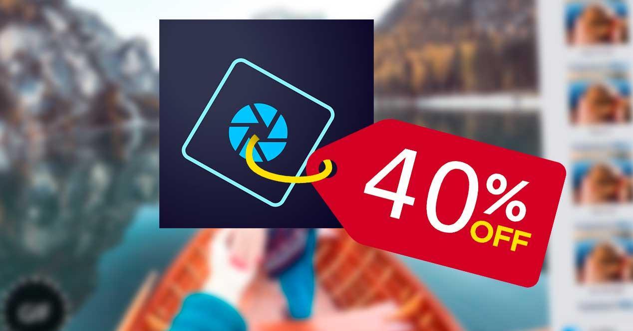 Descuento 40% Photoshop Elements