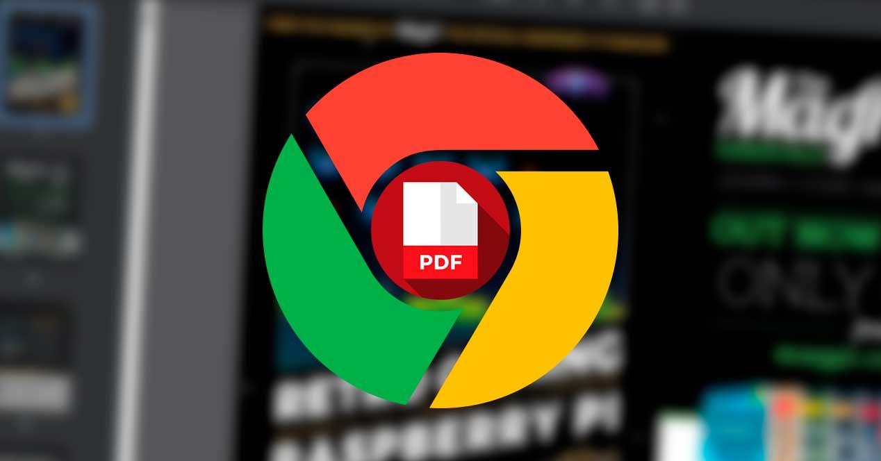 Nuevo PDF Chrome