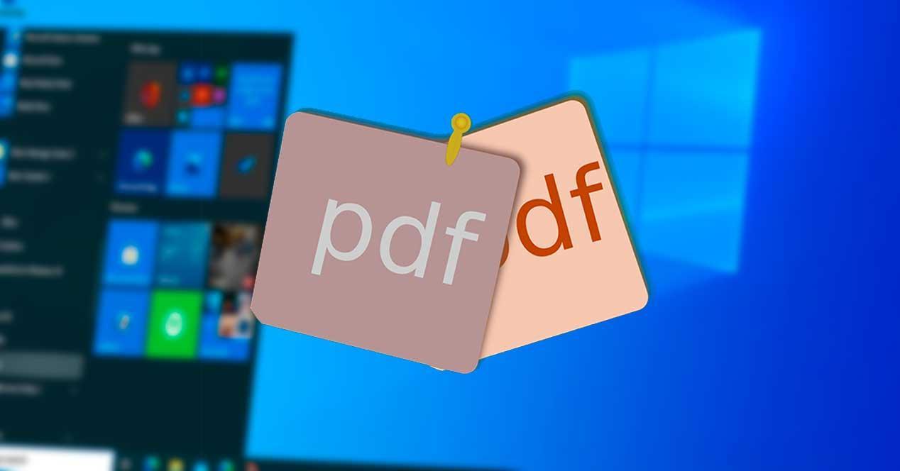 PDF en Windows 10