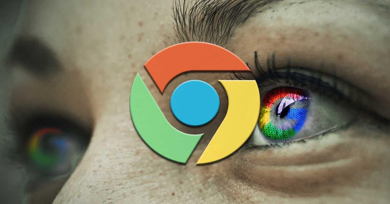 Servicios Google Chrome