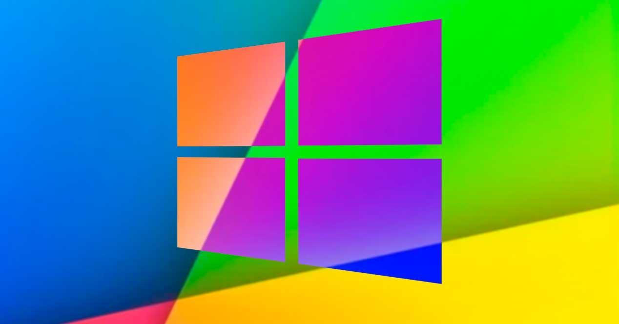 Uso Windows colores