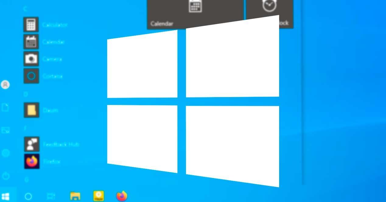 Windows 10 transparente