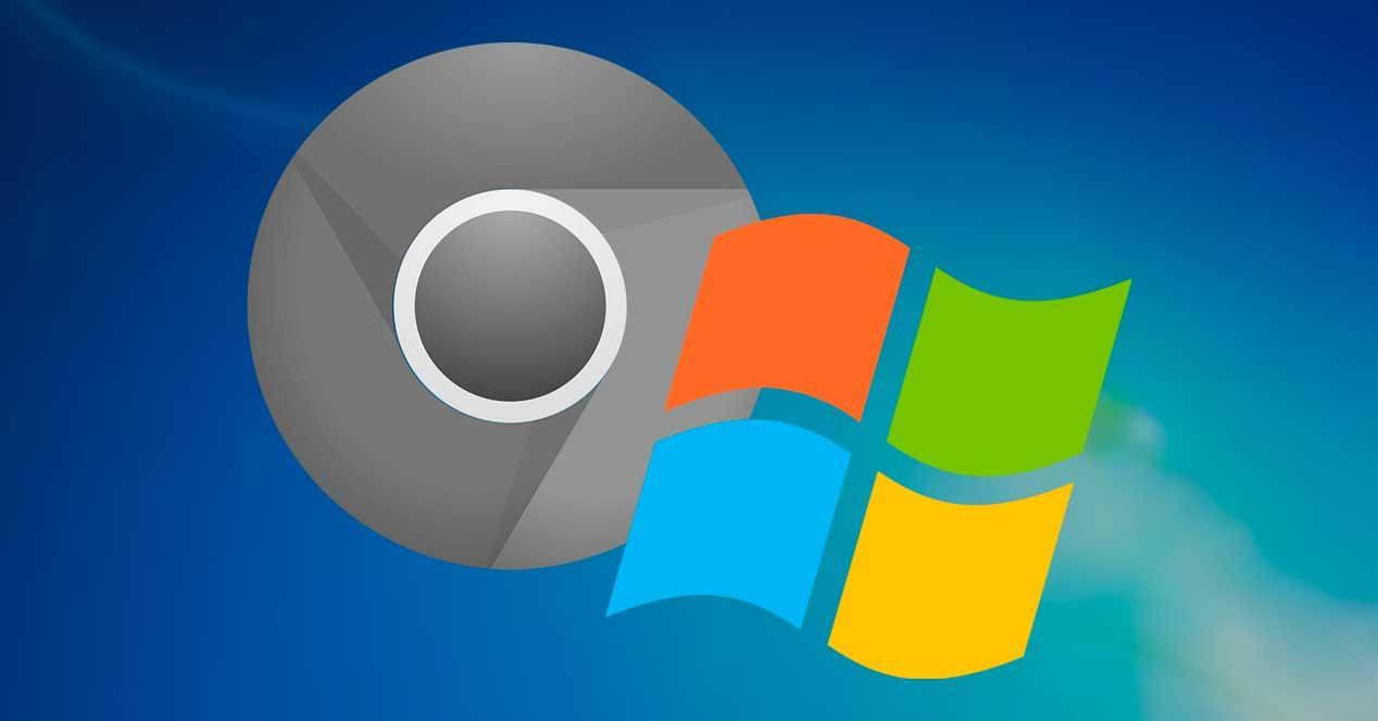 Windows 7 Soporte Chrome