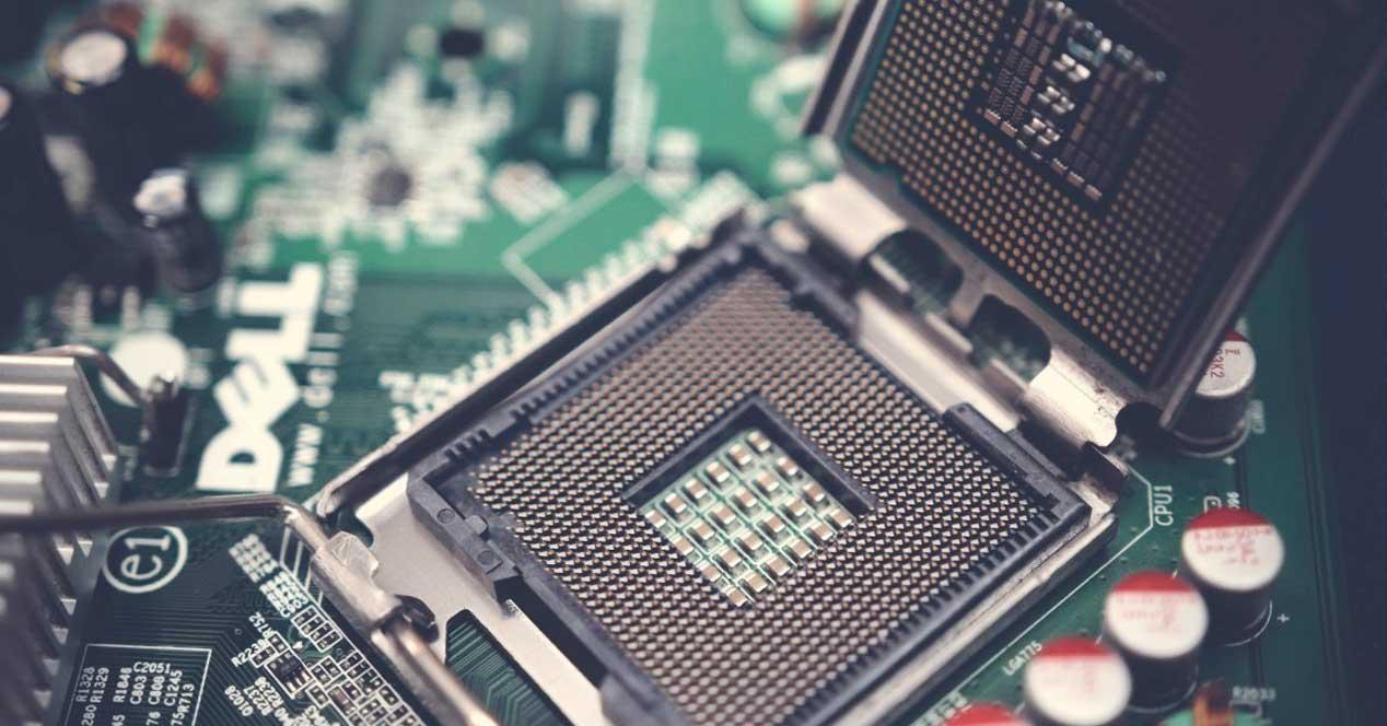 Cambio CPU