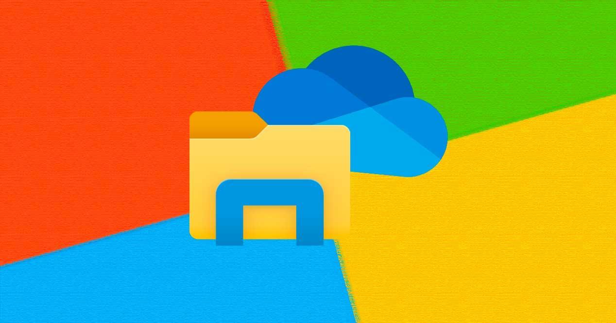 Explorador archivos W10 OneDrive