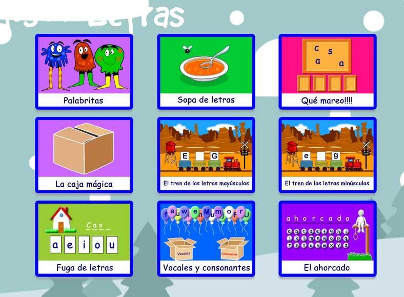 Juegos Arcoiris