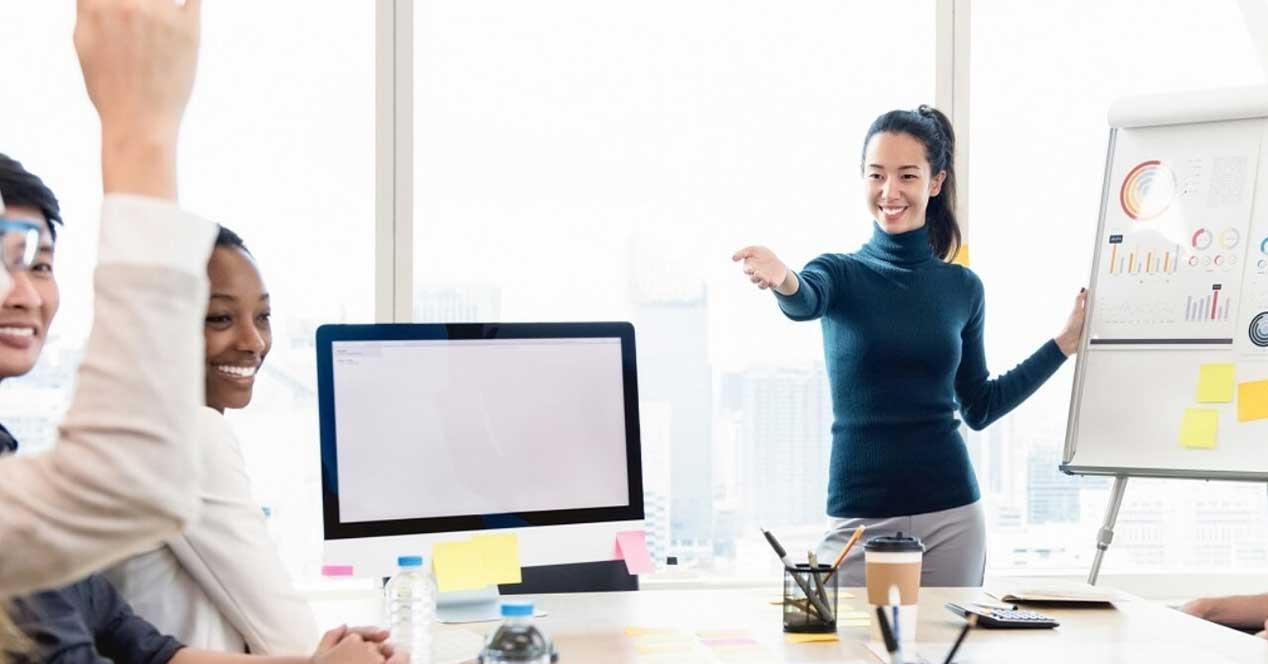 Mejores programas y webs para hacer presentaciones