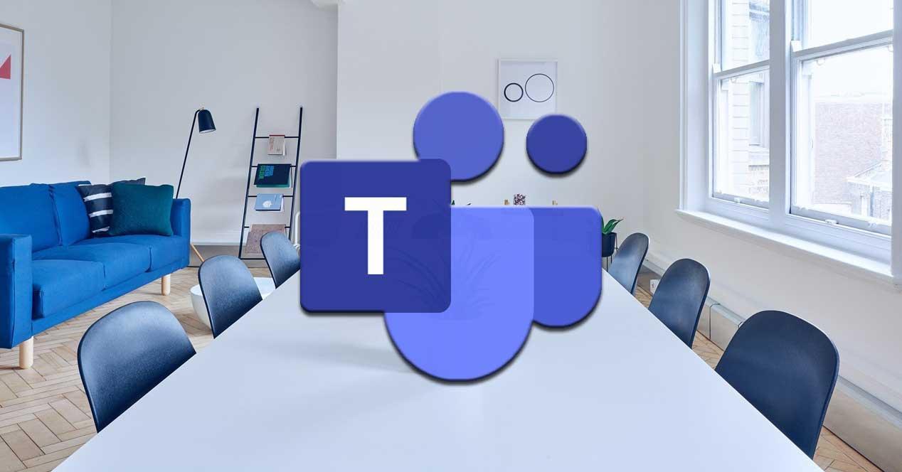 Microsoft teams reunión