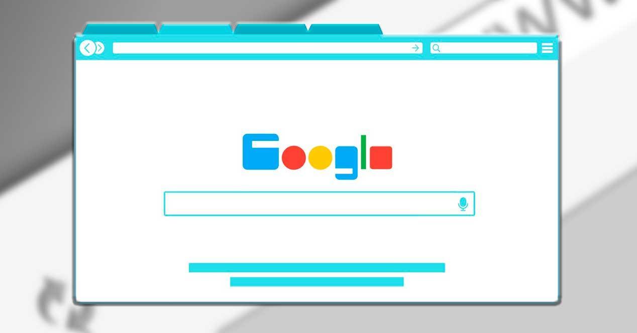 Navegar con navegador web