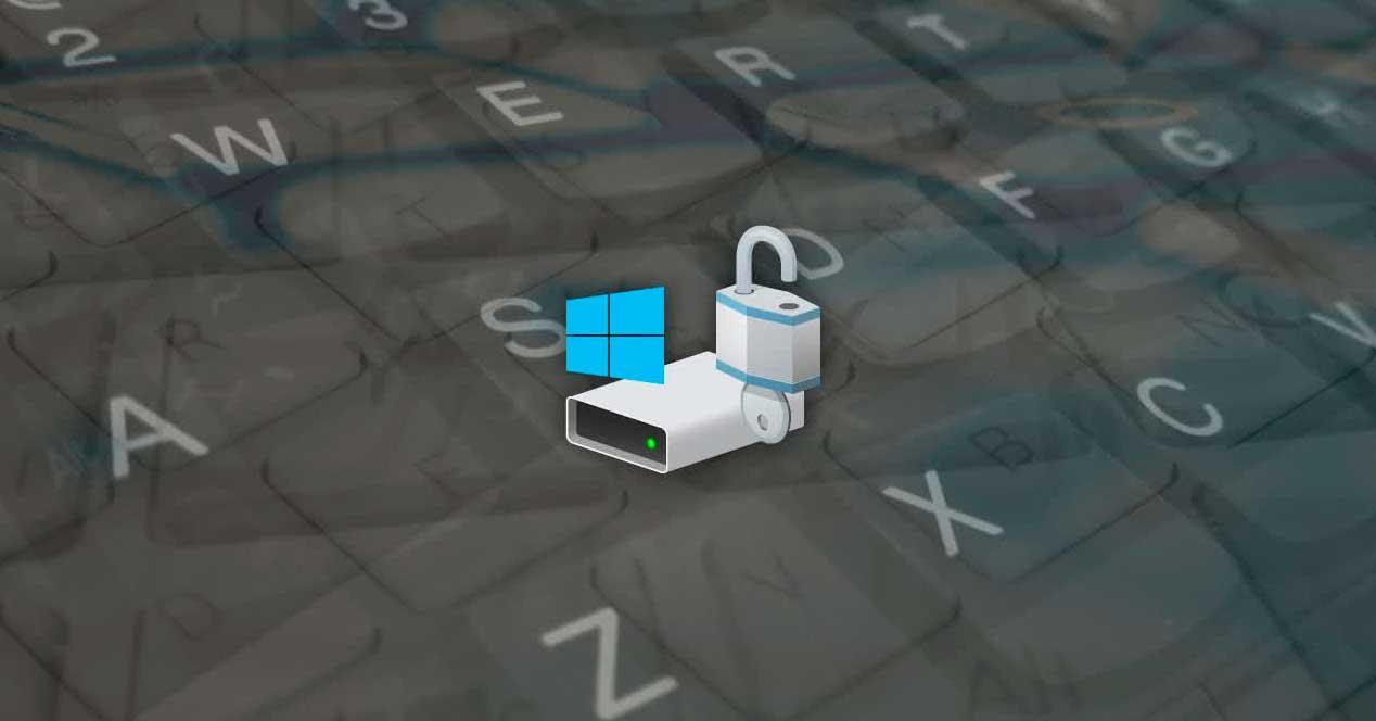 Seguridad contraseña Windows 10