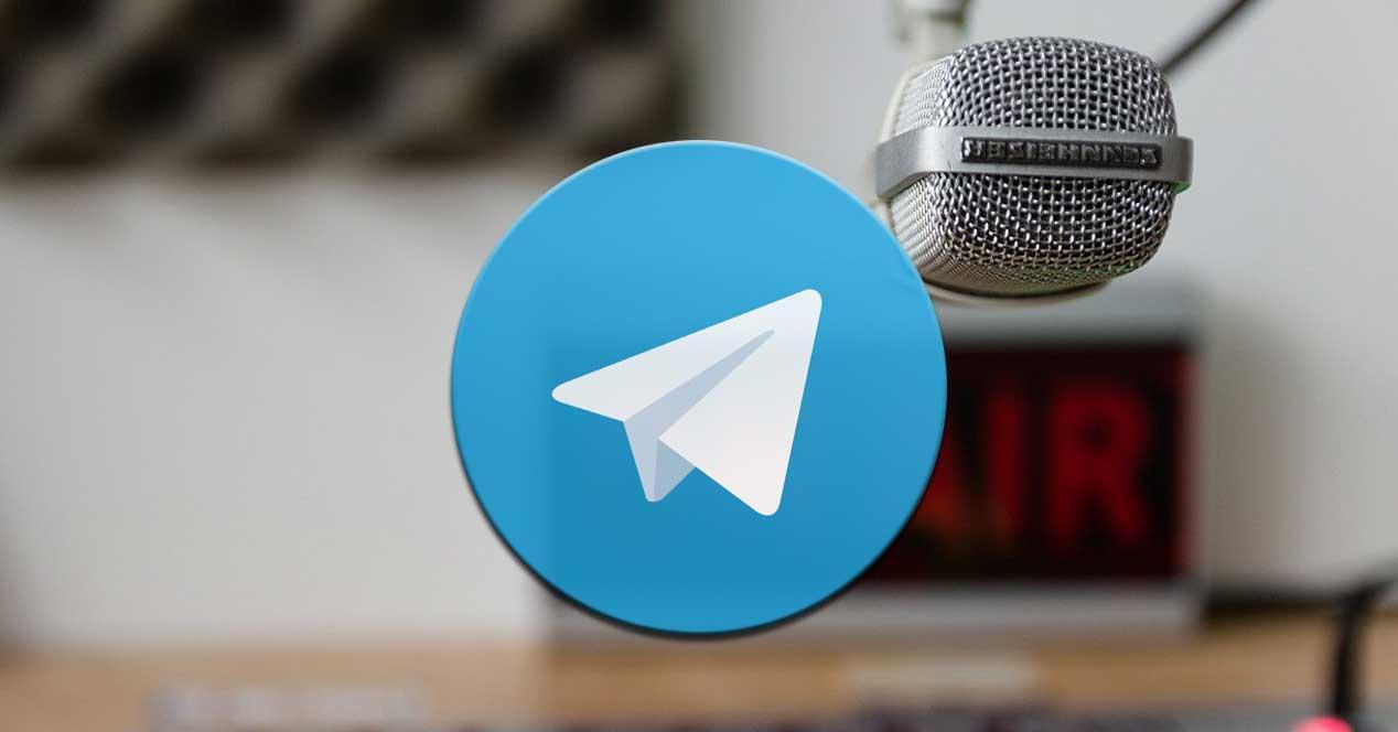 Telegram voz windows