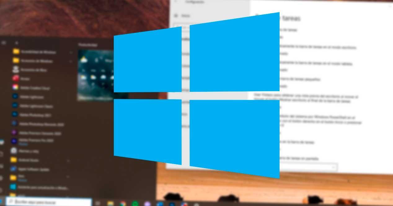Windows 10 inicio y config
