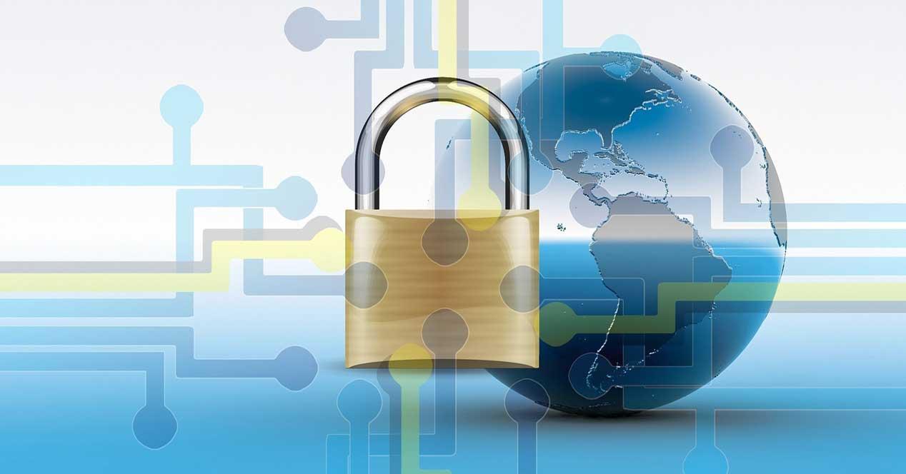 proteccion web