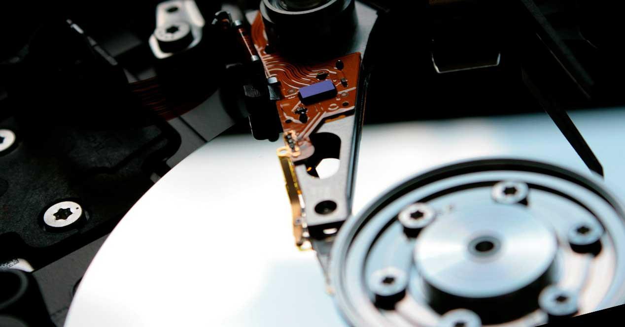 Cabezal disco duro