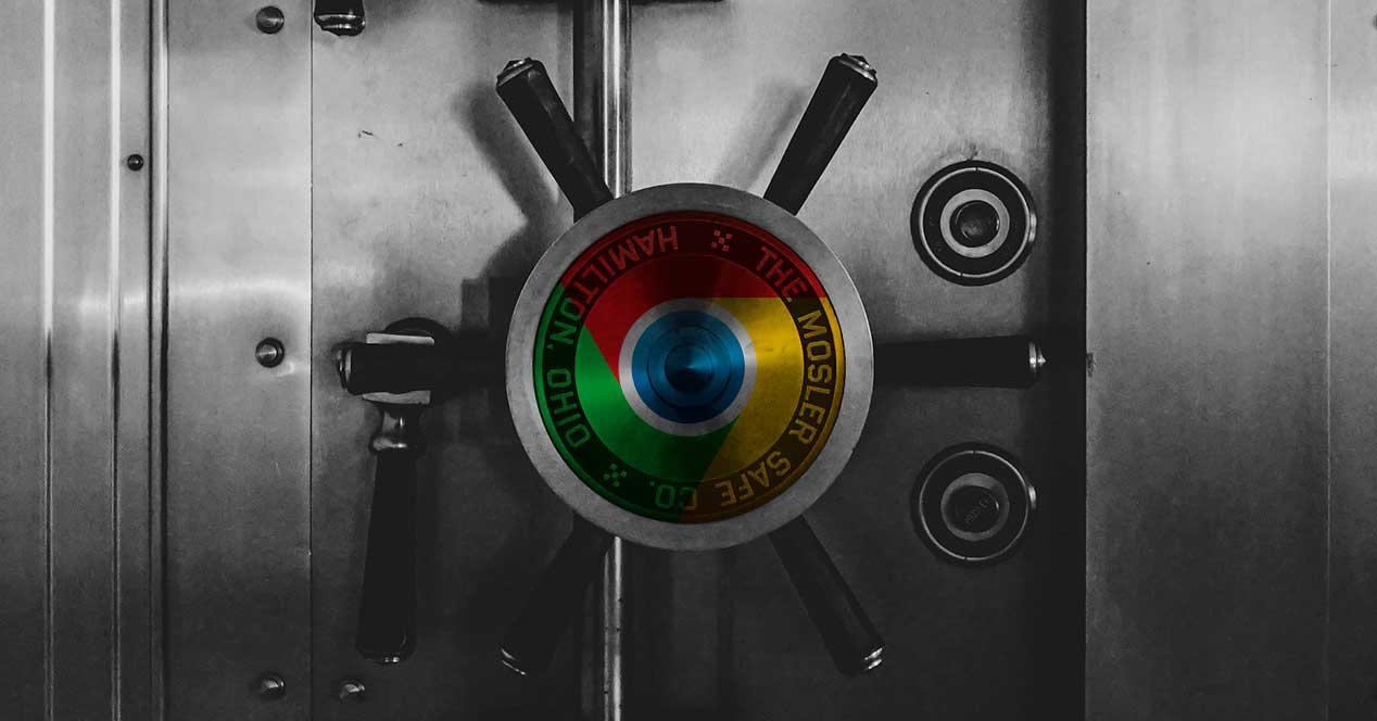 Caja Fuerte Chrome