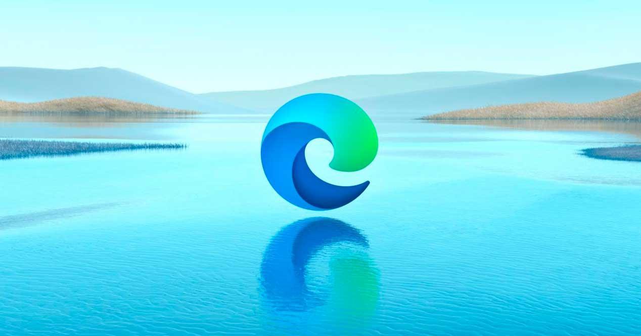 Edge en lago