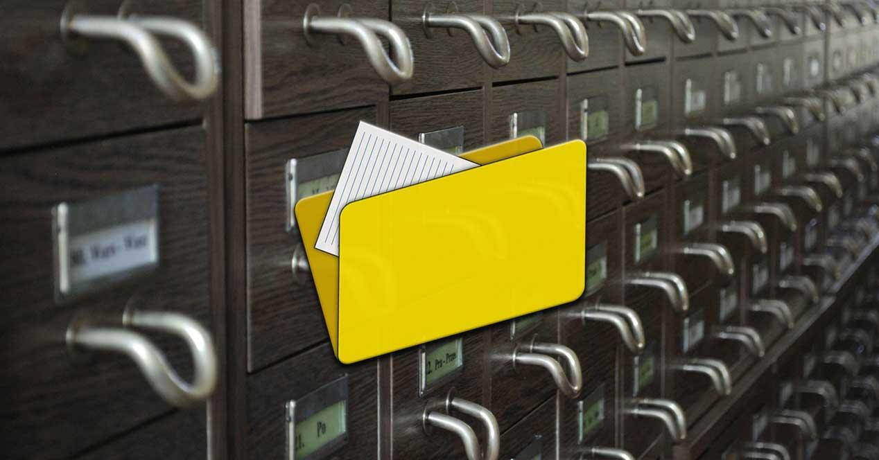 Explorador archivos alternativo