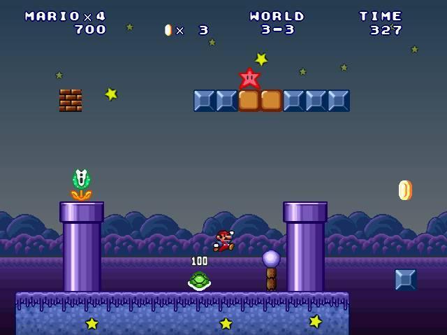 Mario Forever Remake