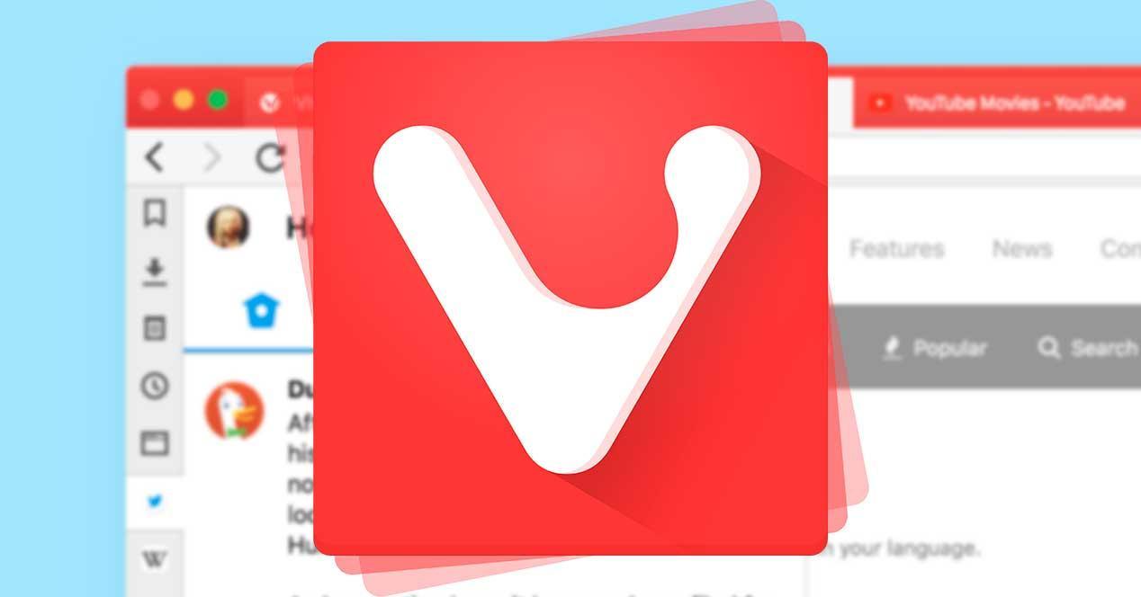 Navegador Vivaldi Browser