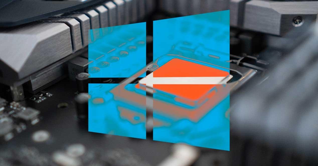 Procesador Intel Windows