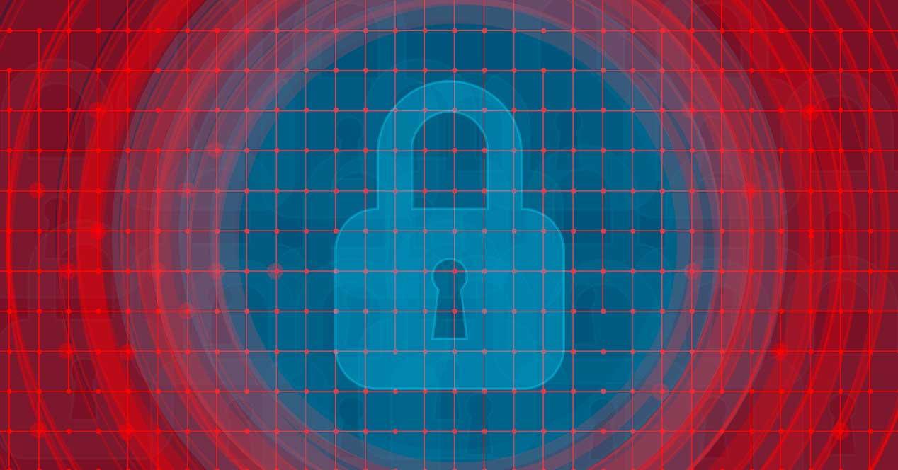 Seguridad malware