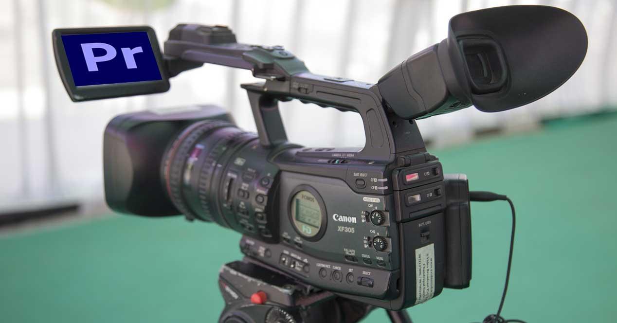 Video adobe premiere