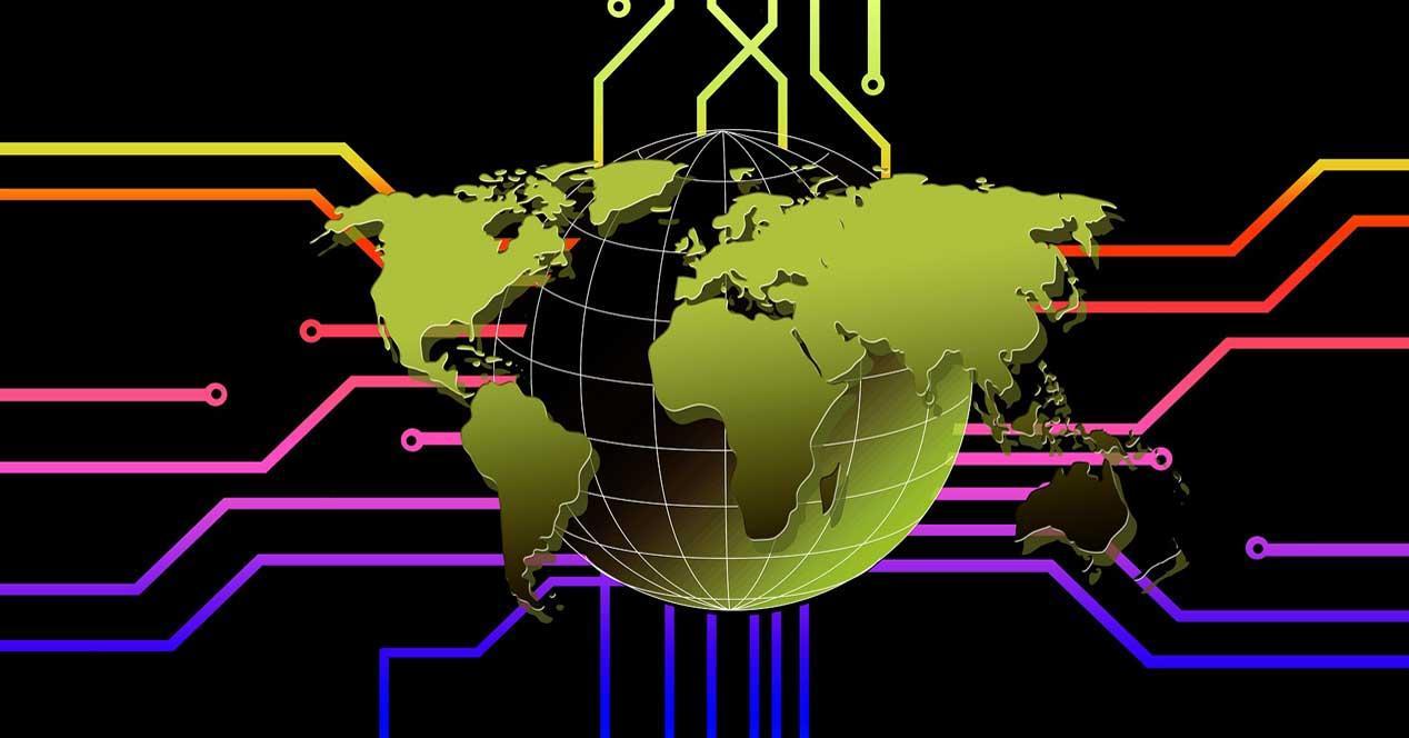 conectividad global