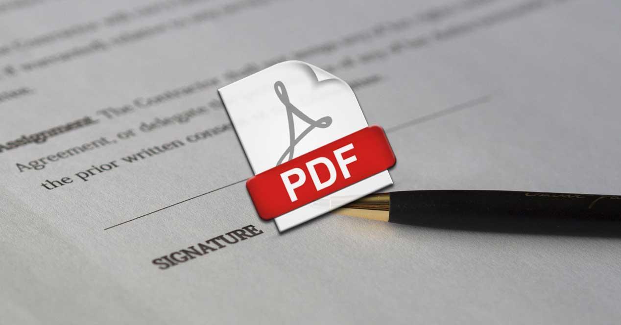 firmar pdf