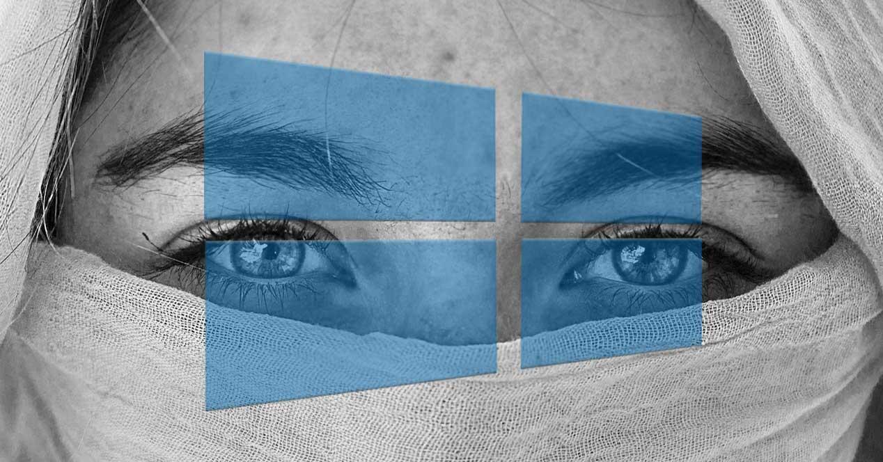 ojos windows